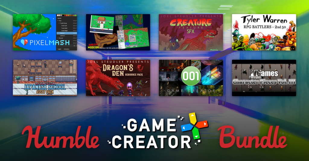 Humble Game Creator Bundle