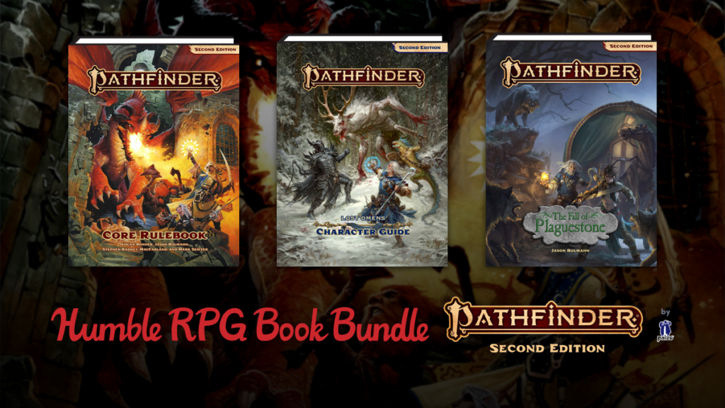 Humble Pathfinder Second Edition