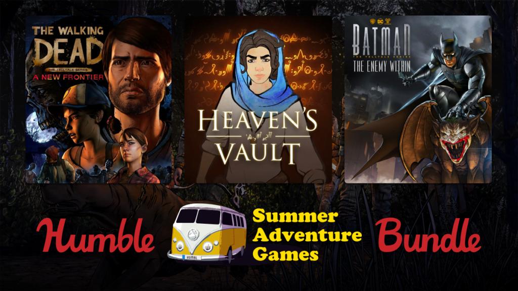 Humble Summer Adventure Games Bundle