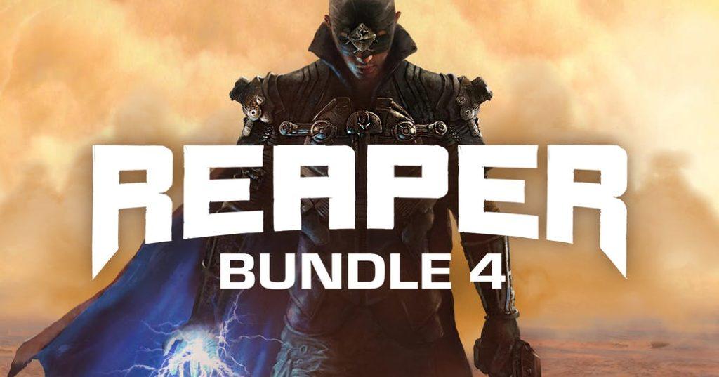 Reaper Bundle 4 by Fanatical