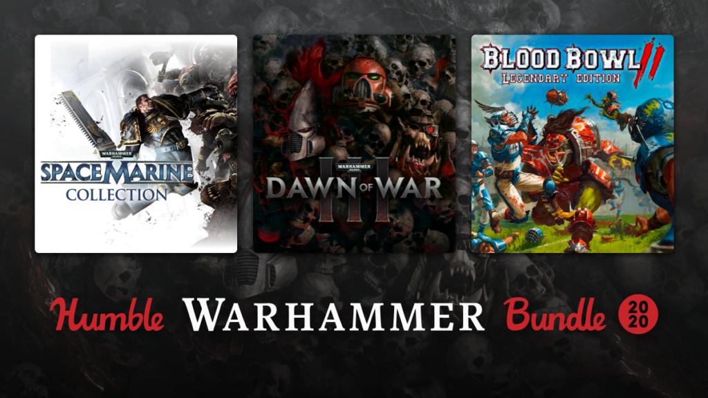 Humble Warhammer Bundle 2020 Edition