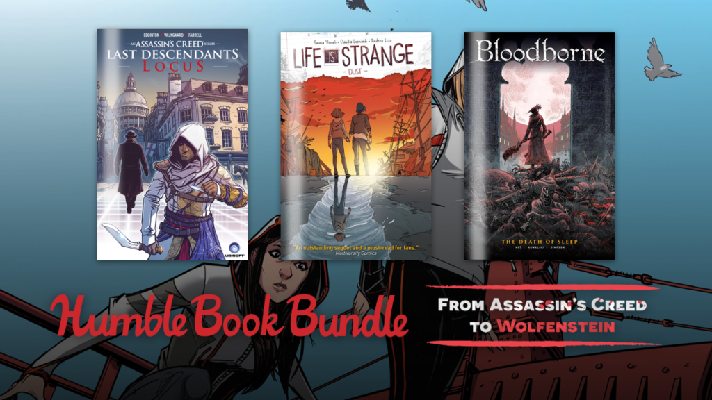 Humble Bundle: From Assassin's Creed to Wolfenstein