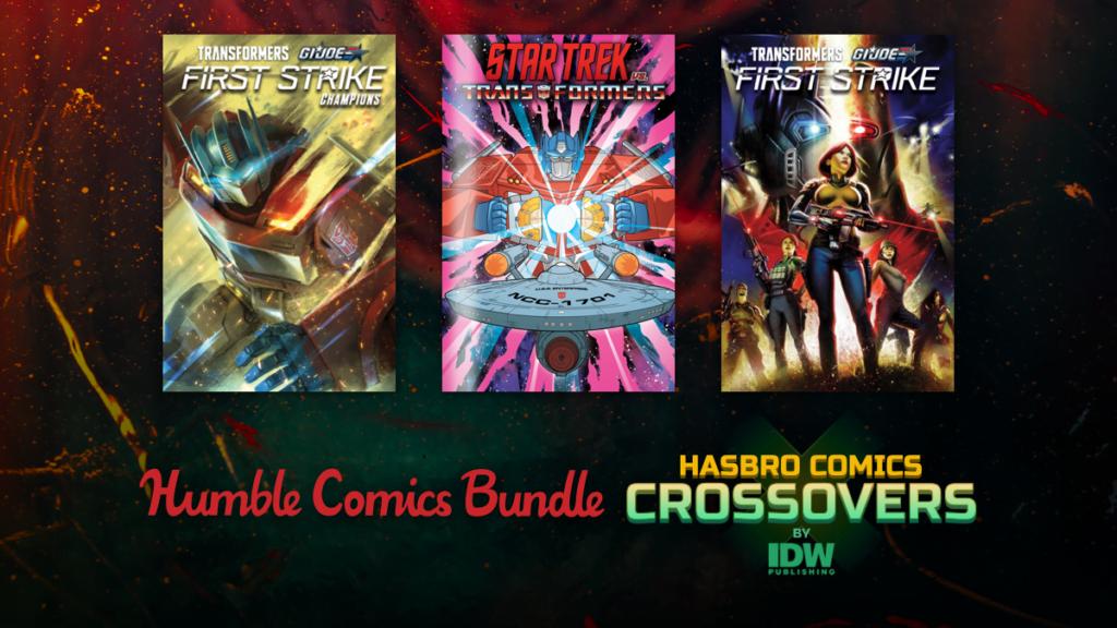 Hasbro Comics Crossovers Bundle