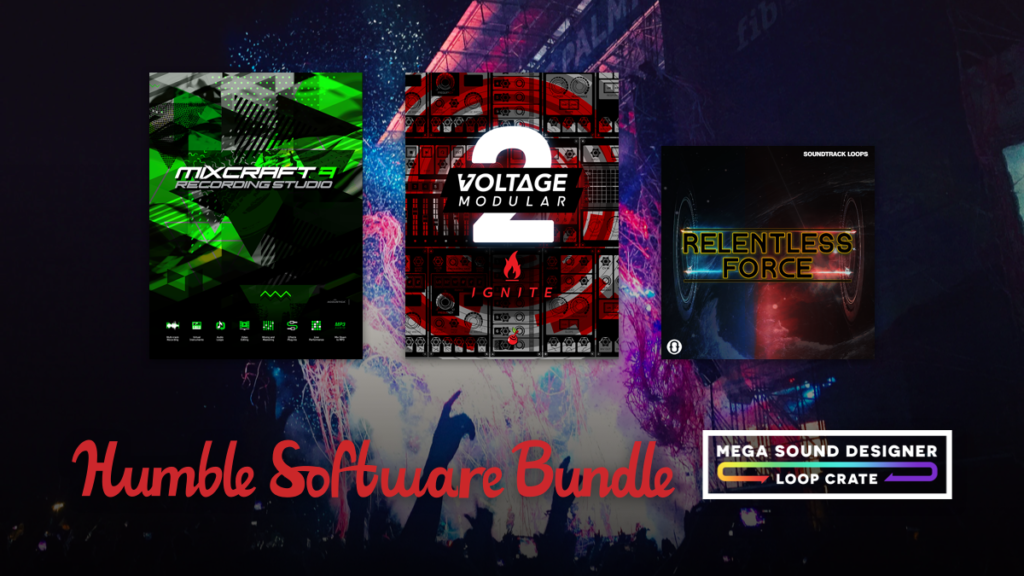 Humble Software Bundle: Mega Sound Designer Loop Crate