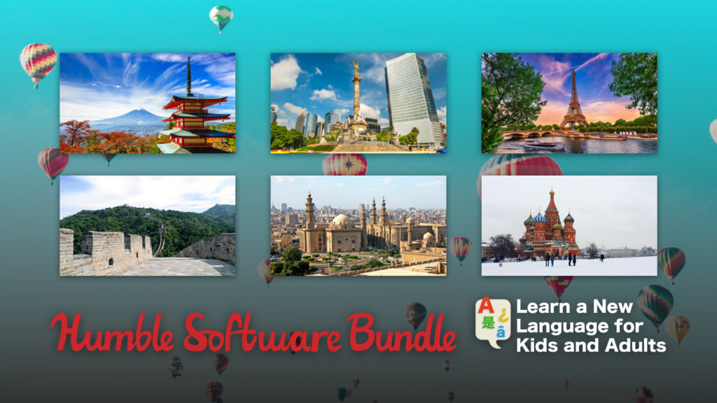 Learn a New Language for Kids and Adults