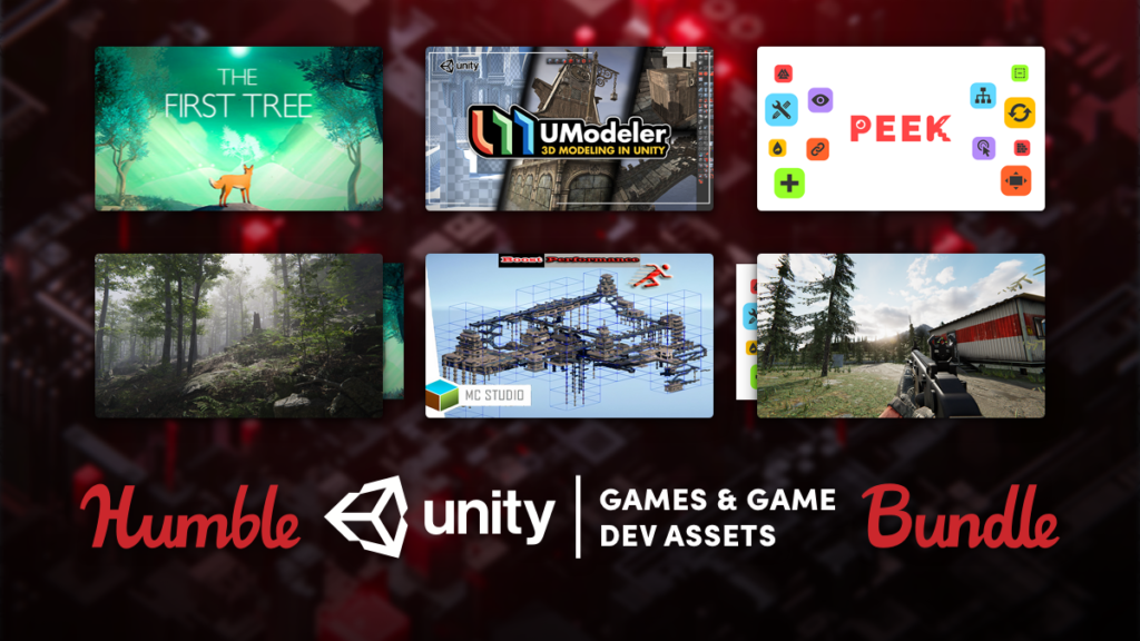 Unity Games and Game Dev Assets