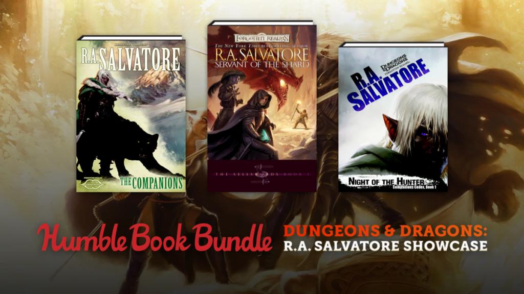 Dungeons & Dragons: R.A. Salvatore Showcase