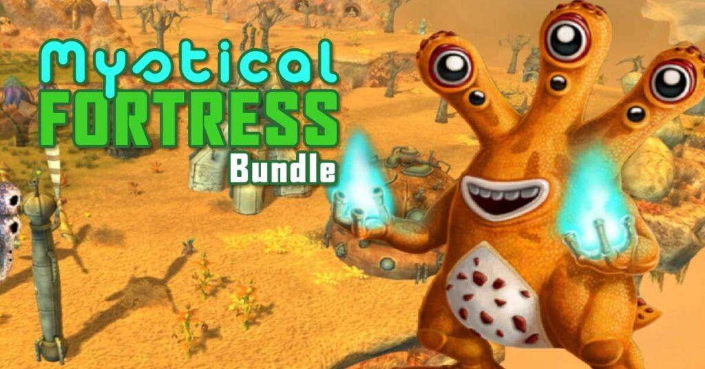 Leisure Mystical Fortress Bundle
