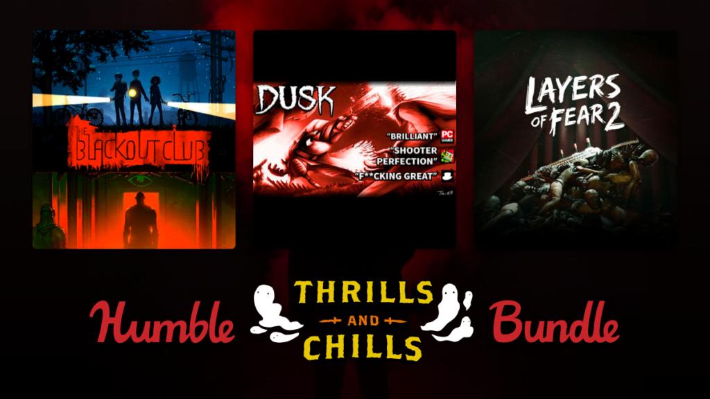 Humble Thrills & Chills Bundle