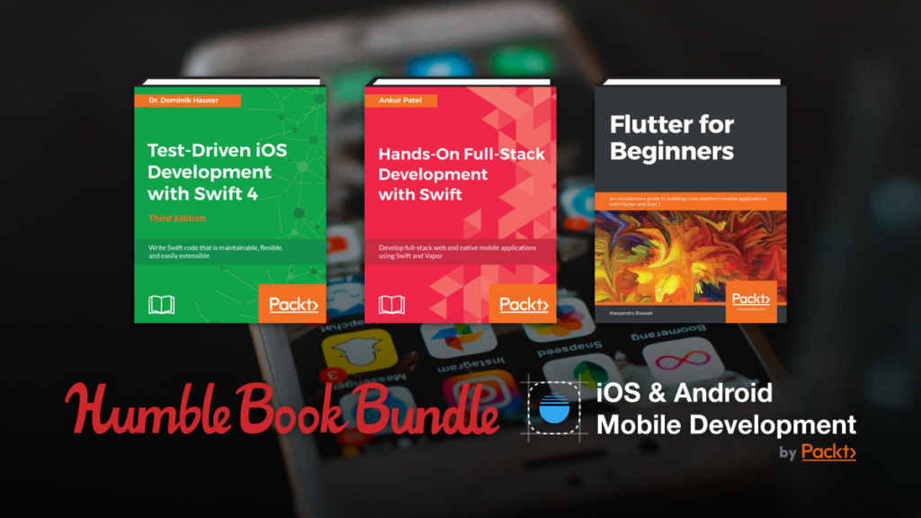 iOS & Android Mobile Development by Packt