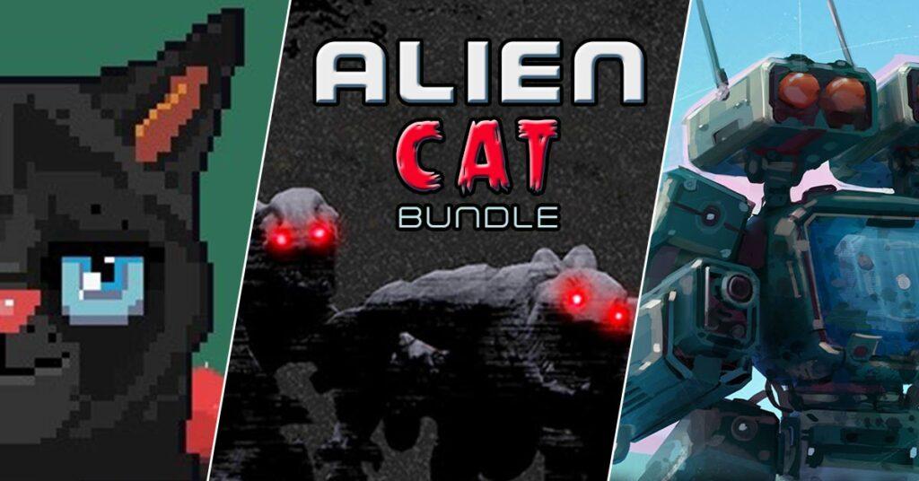 Alien Cat Bundle by IndieGala