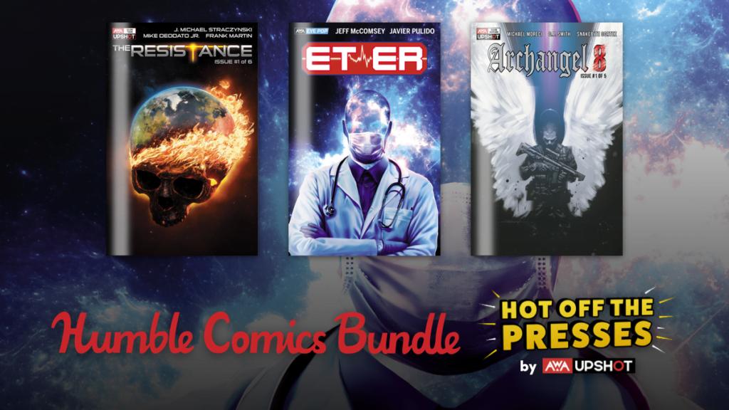 Humble Comics Bundle: Hot Off The Presses by Upshot/AWA Studio