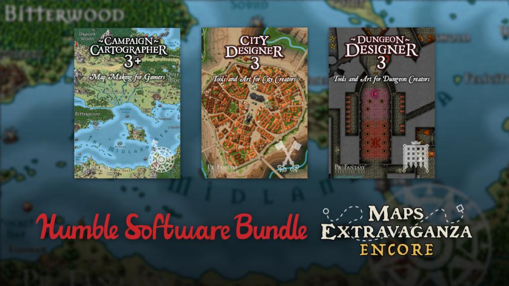 Maps Extravaganza Encore