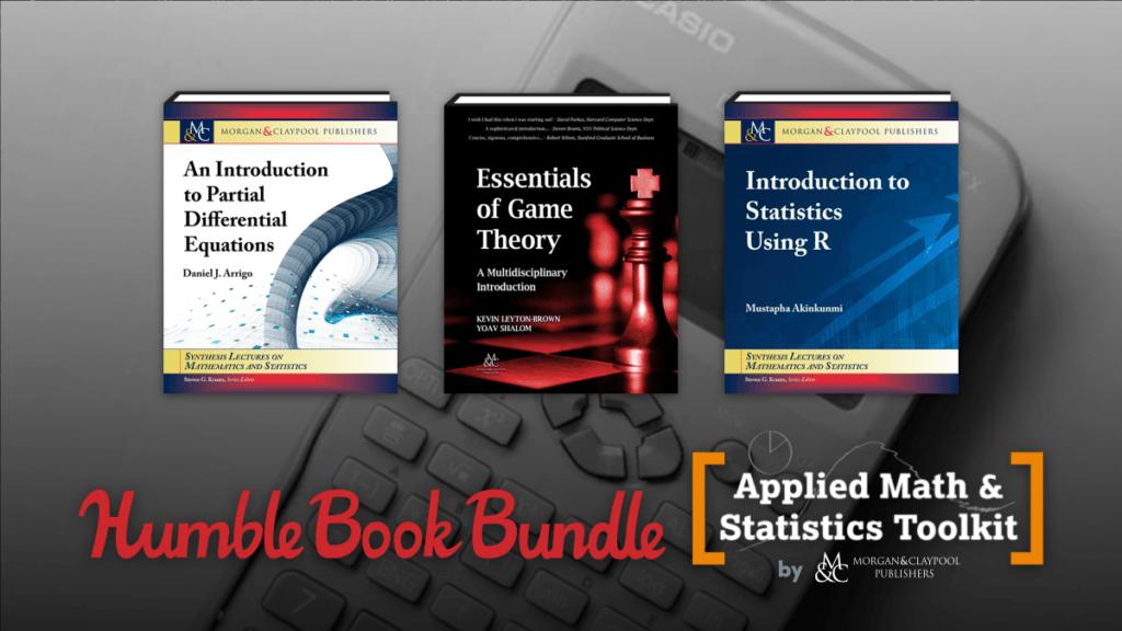 Applied Math & Statistics Toolkit by Morgan & Claypool
