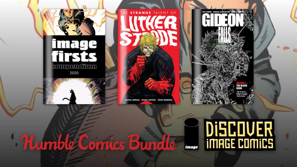 Discover Image Comics