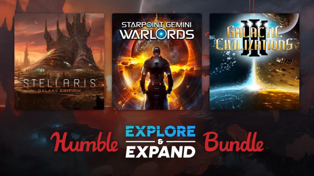 Humble Explore & Expand Bundle