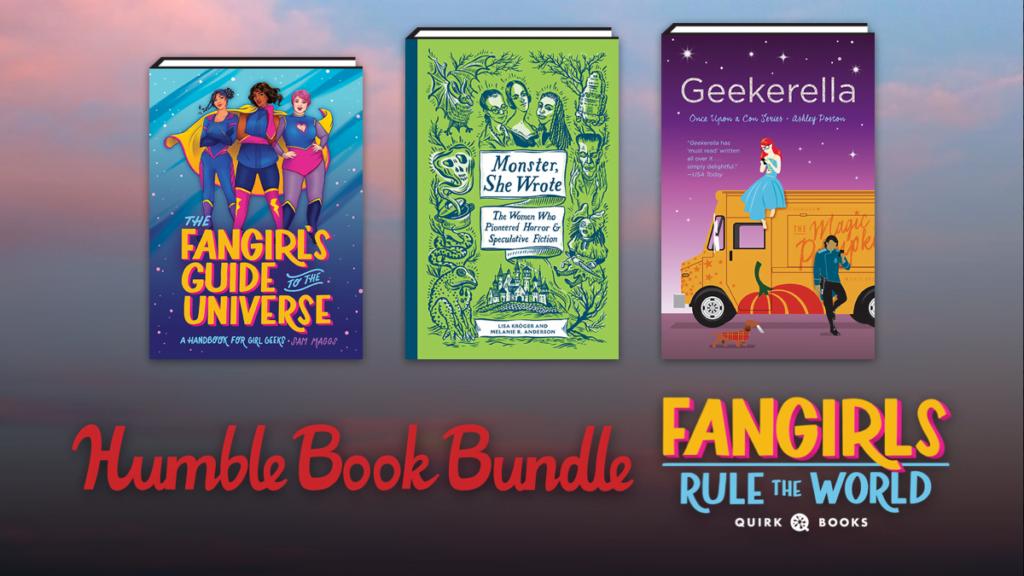Humble Book Bundle: Fangirls Rule the World