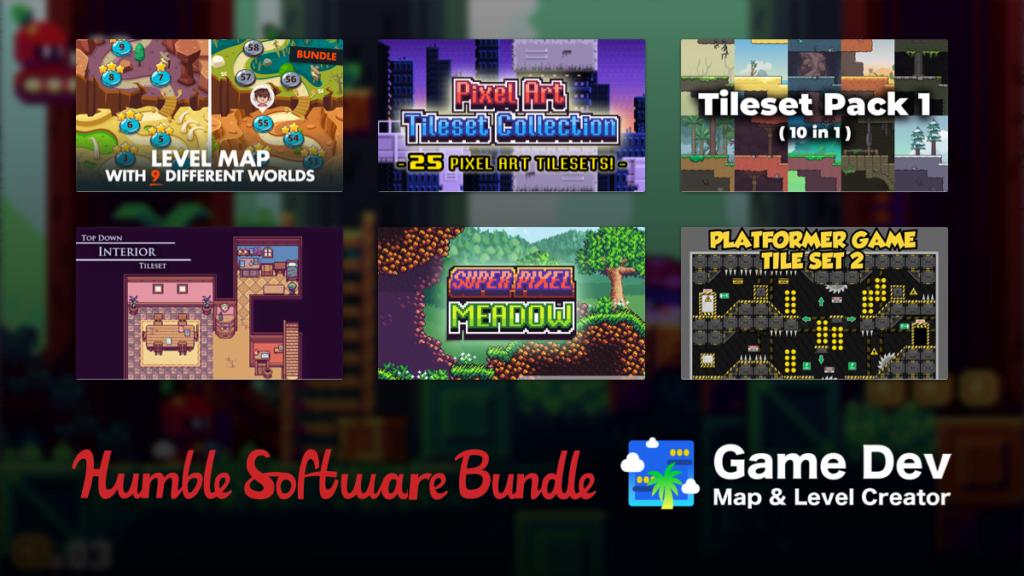 Humble Game Dev Map & Level Creator Bundle