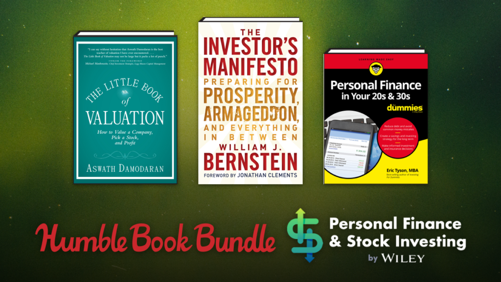 Humble Book Bundle: Personal Finance & Stock Investing