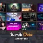 Humble Choice January 2021