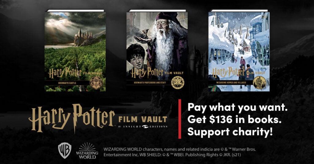 Harry Potter Film Vault Series Bundle
