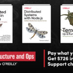 Infrastructure and Ops by O'Reilly Bundle